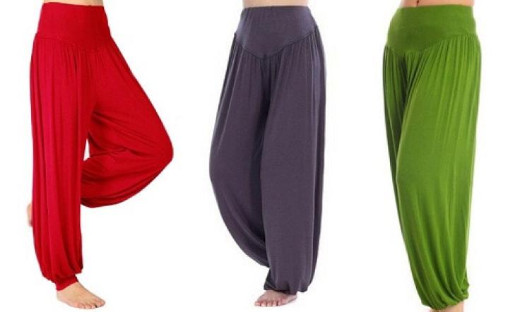 aa0ce3a6335 Cómo escoger los pantalones para hacer yoga