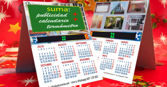 Calendarios PLUS en el mes del Calendario.